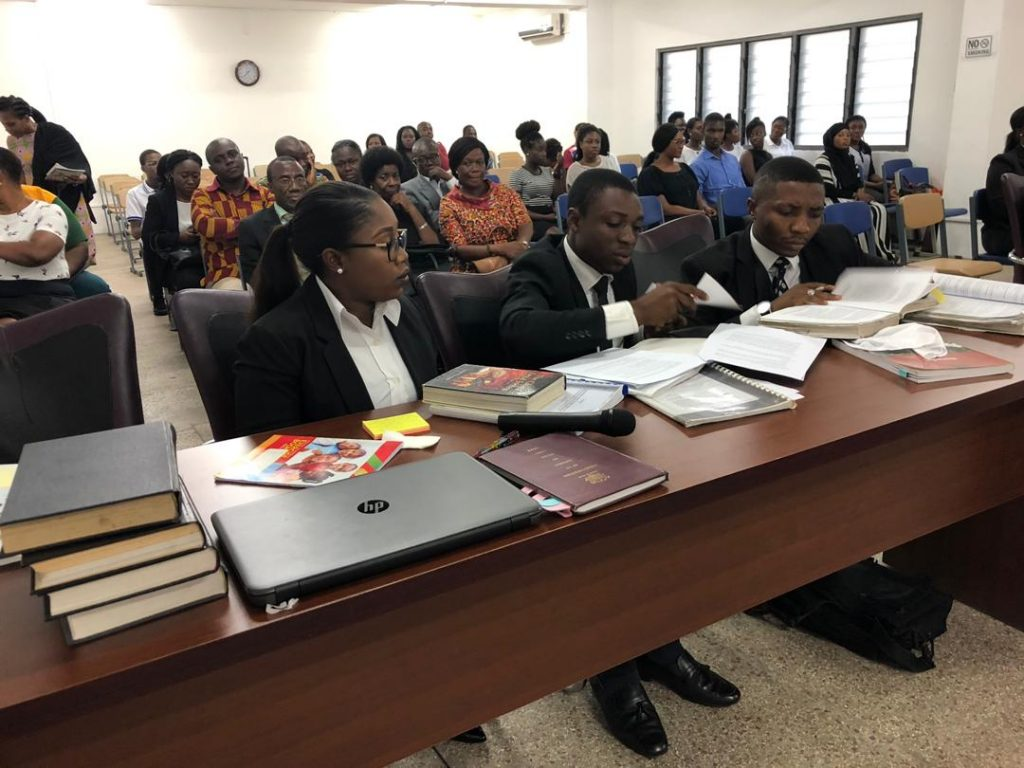 Counsel for the Respondent