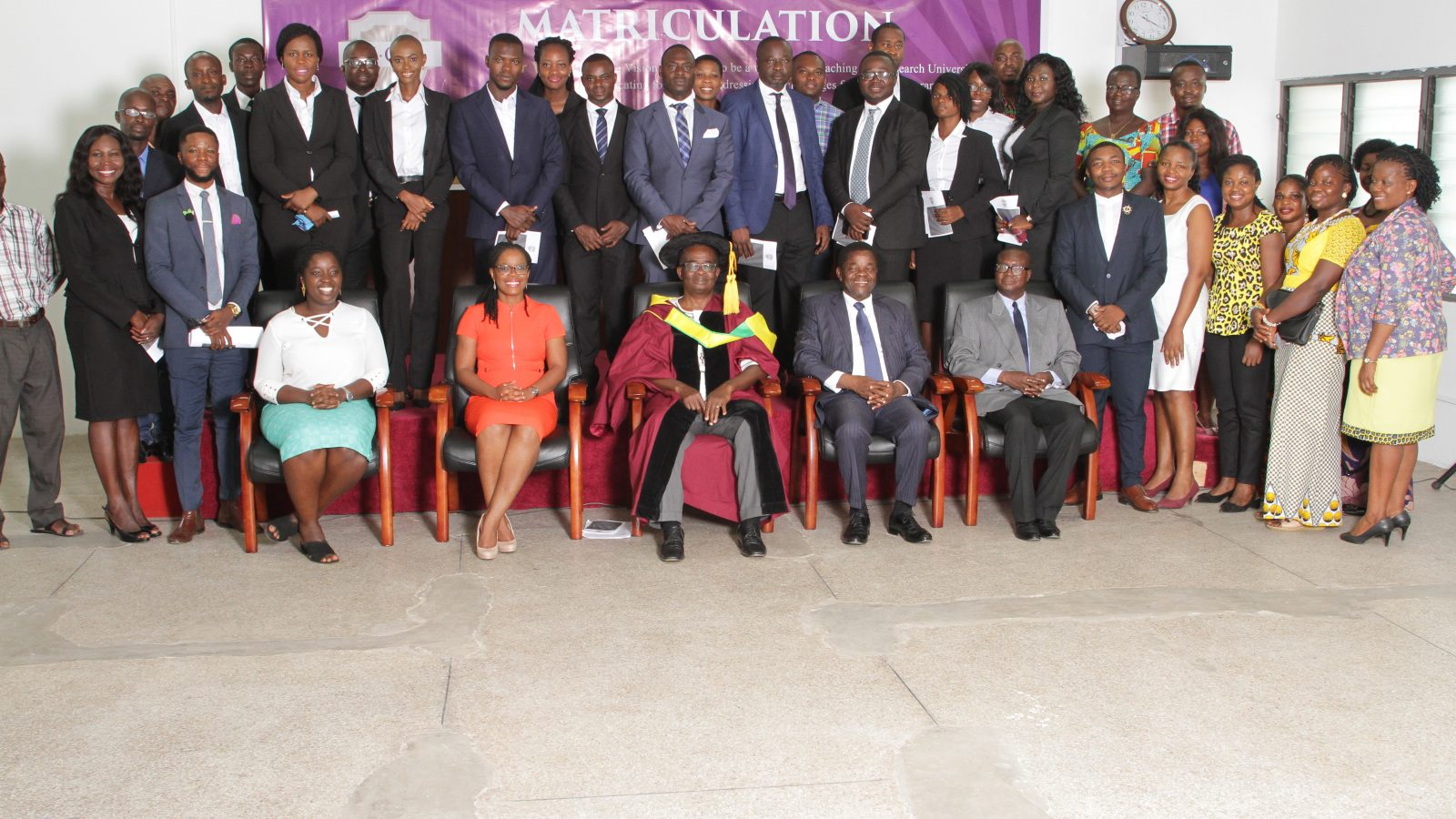 Matriculation Group Picture